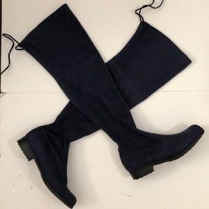 UNISA over the knee stretch/ tie boot Never worn